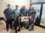 Spendenübergabe Kinderherzstation Gießen