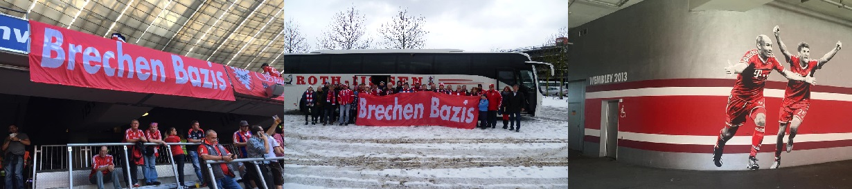 FC Bayern-Fanclub Brechen Bazis 2007